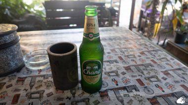a cerveja chang é a bebida típica do país