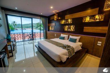 hotel chaokoh resort