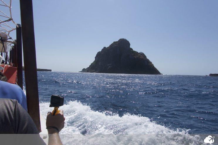 passeio de barco fernando de noronha