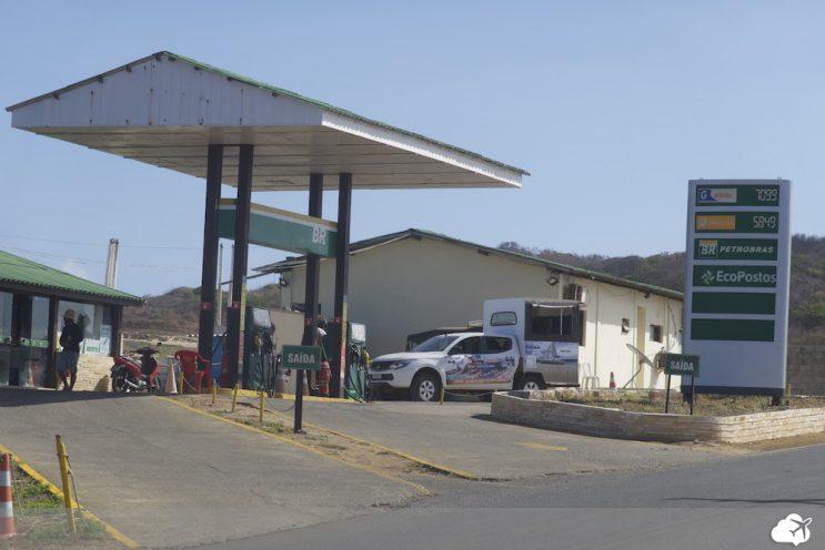 posto de gasolina fernando de noronha