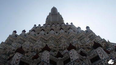 templo do amanhecer em bangkok