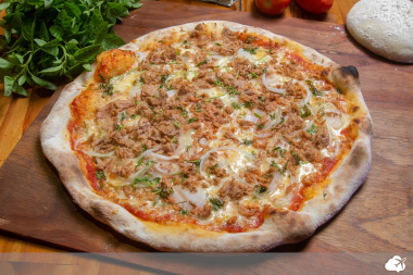 a pizza é a iguaria mais conhecida da itália