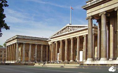 the britisth museum; principais museus do mundo