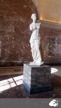 vênus de milo museu de louvre
