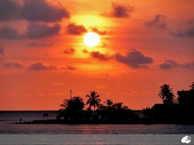 pôr do sol de cartagena