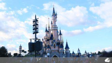 Castelo da Bela Adormecida - Disney Paris