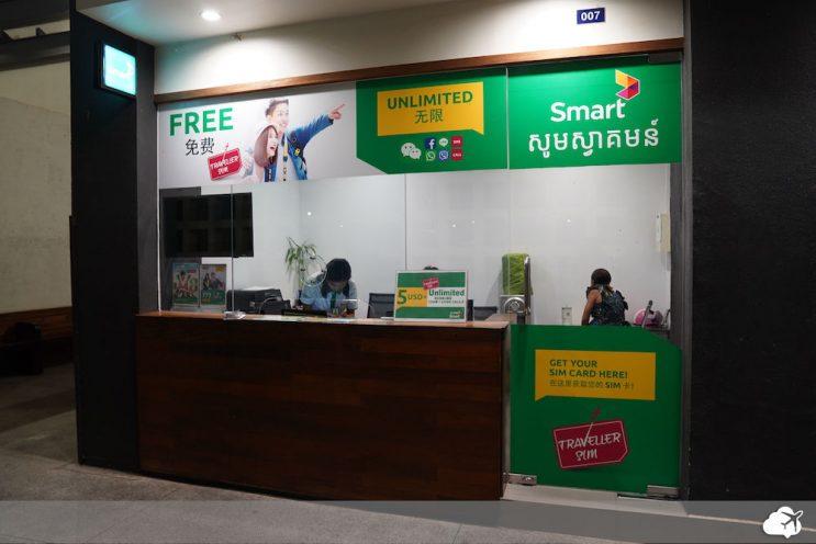 loja de chip internacional no camboja