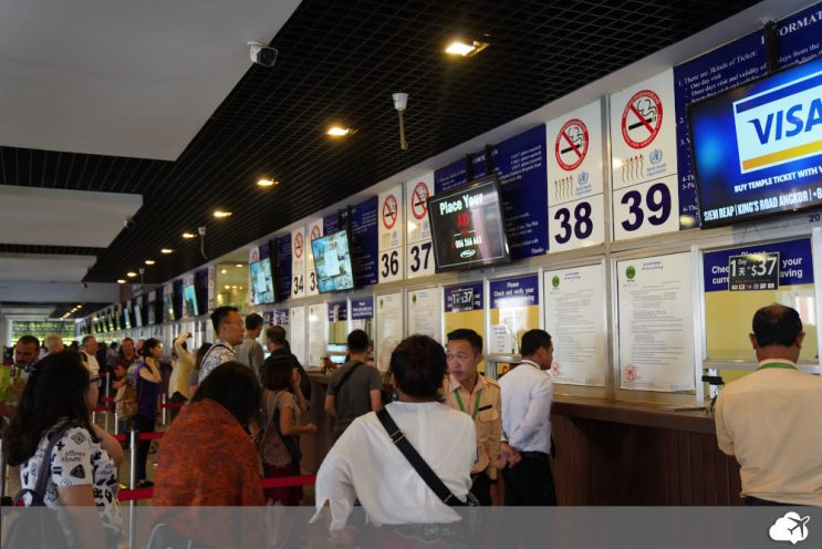 posto de venda ingressos angkor wat
