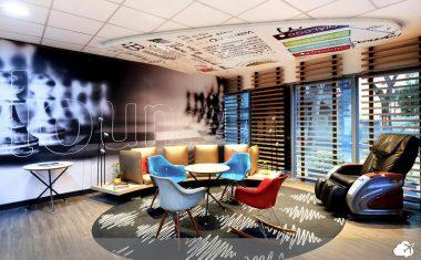 a rede de hotéis Ibis está espalhada em todo o mundo e possui unidade em copacabana