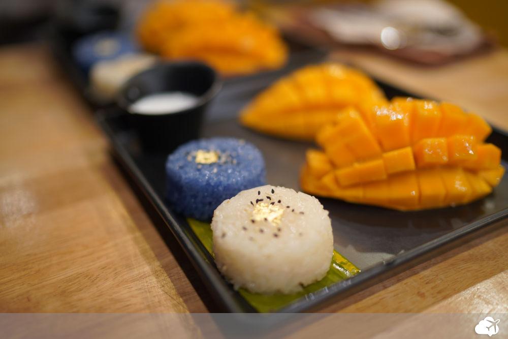 mango sticky rice tailandia
