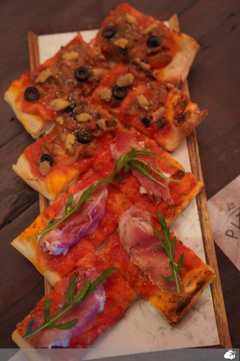 pizza one market restaurante em chiang mai