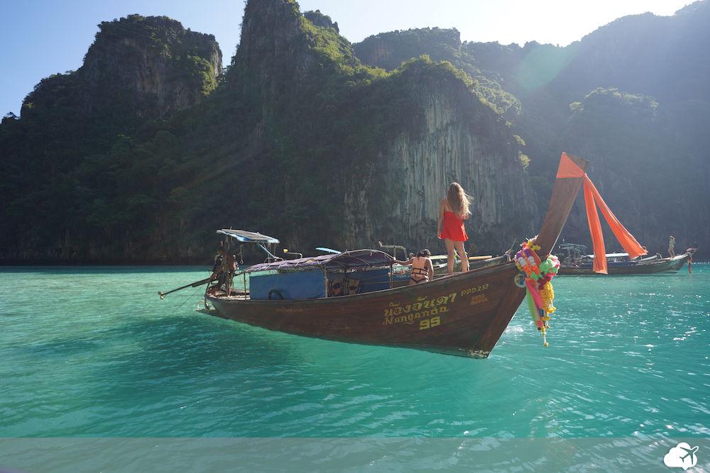 passeio ilhas phi phi tailandia
