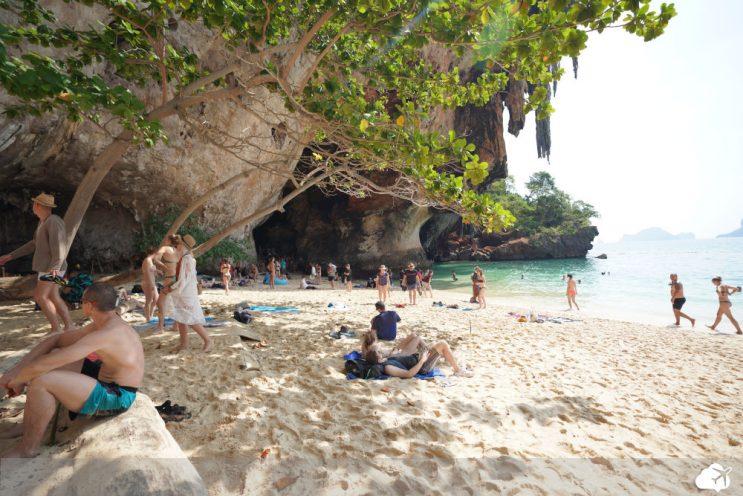 phra nang beach railay