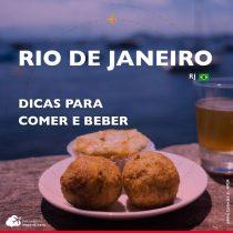 Restaurantes no Rio de Janeiro: dicas para comer e beber