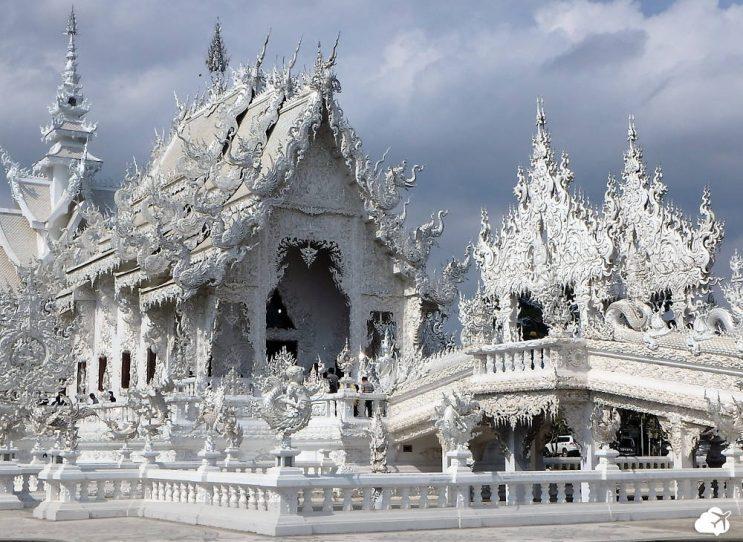 templo branco chiang mai