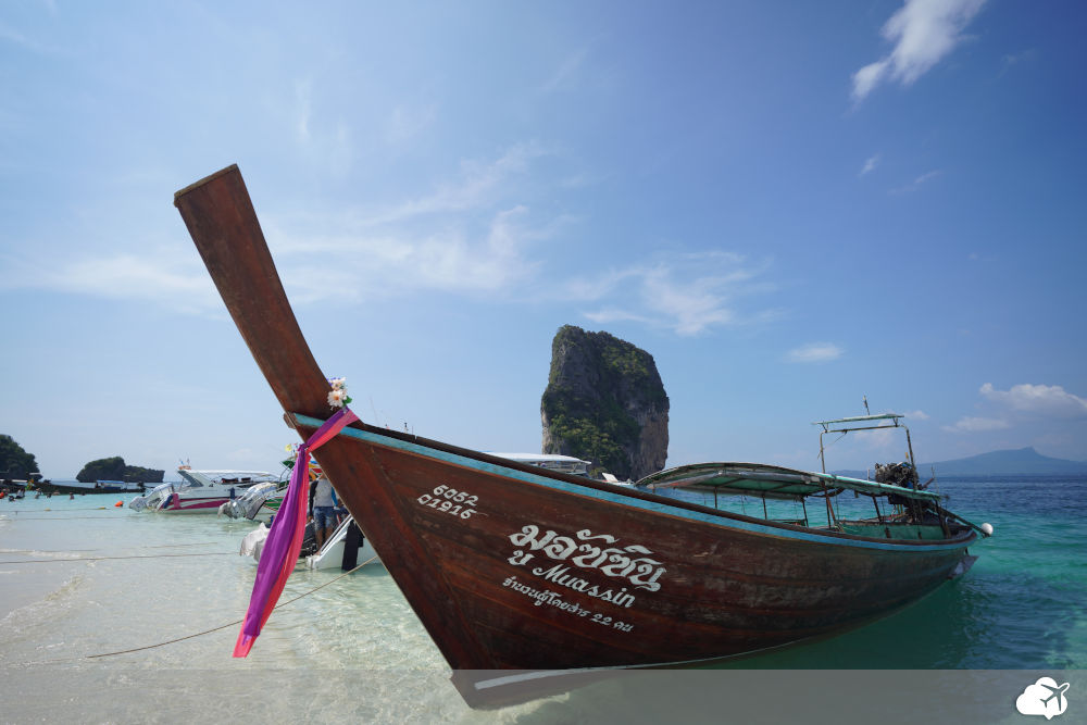 paisagem krabi tailandia