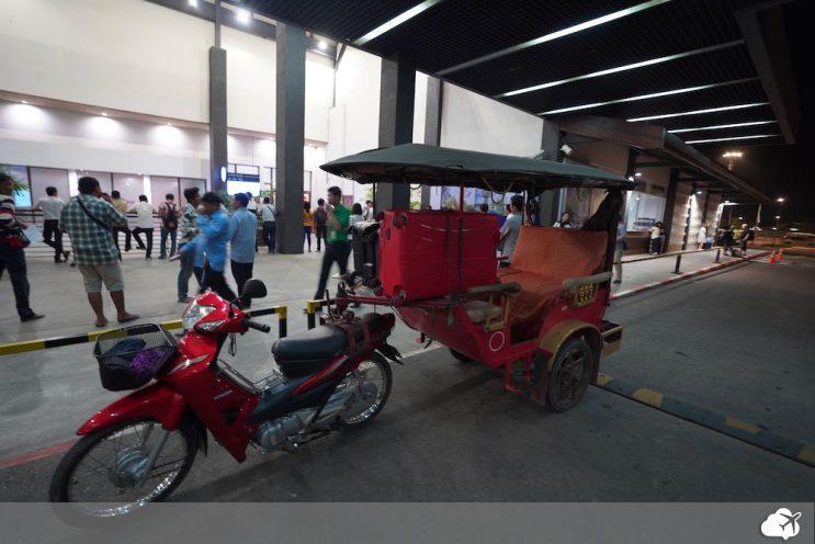 transporte siem reap camboja