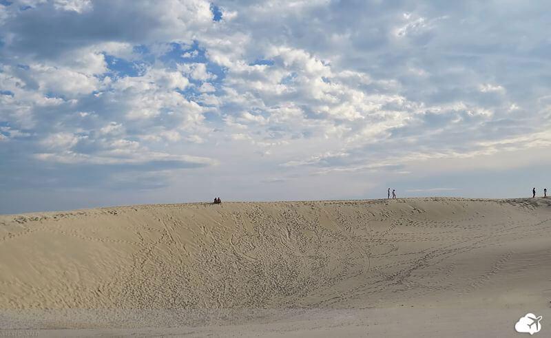 dunas da joaquina em florianópolis