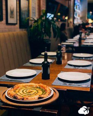 Forneria Catarina - Restaurante em Florianópolis