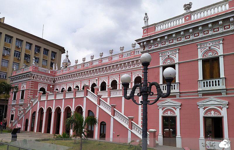 palácio cruz e sousa em florianópolis