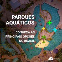 Parques aquáticos: conheça as principais opções no Brasil