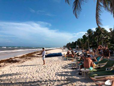 praia de tulum cancun e arredores