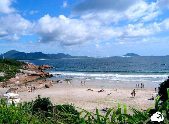 Prainha em Florianópolis
