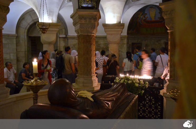 abadia da dormicao jerusalem