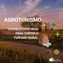 Agroturismo: conheça destinos para curtir o turismo rural