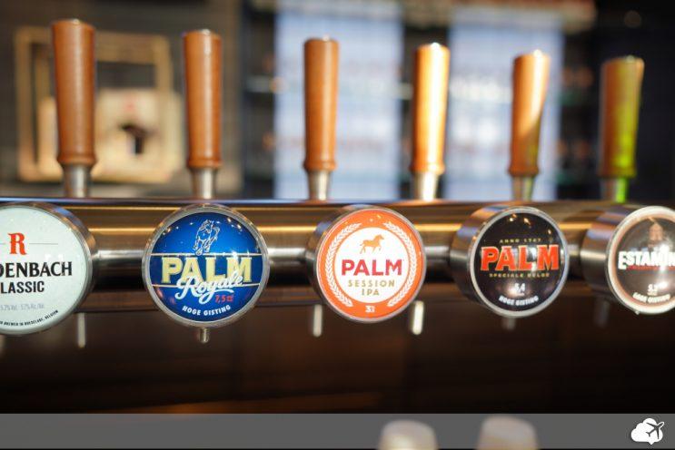 diferentes marcas de cerveja na bélgica