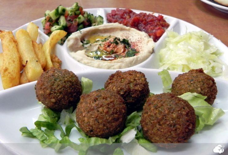 falafel israel