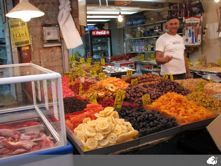 mercado machane yehuda shuk jerusalem