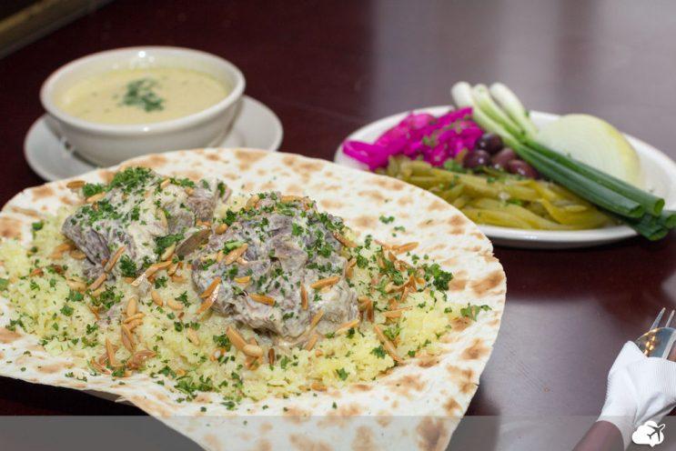 mansaf comida tipica jordania