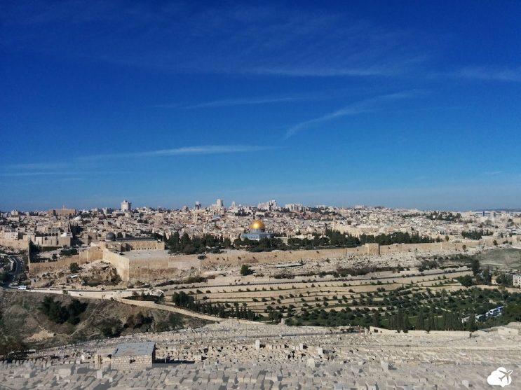 monte das oliveiras jerusalem