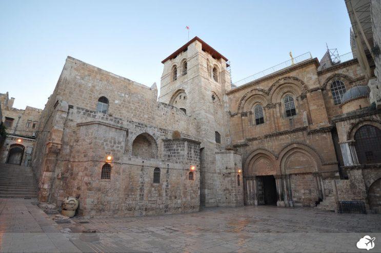 santo sepulcro jerusalem