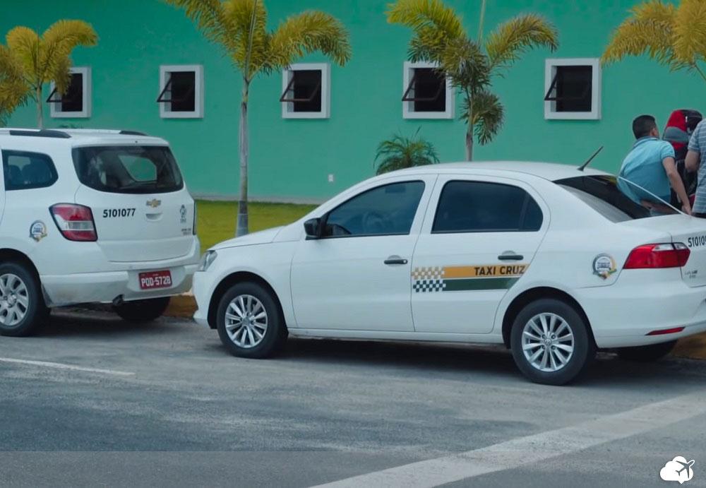 taxi aeroporto jericoacoara