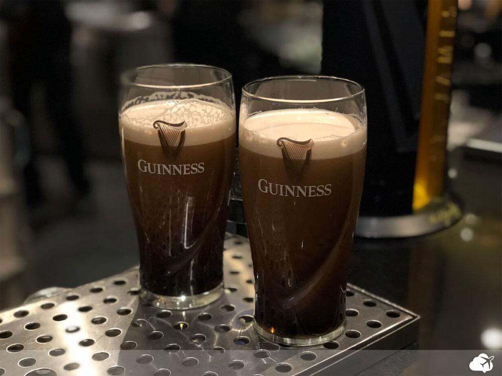 cerveja guinness pub irlanda