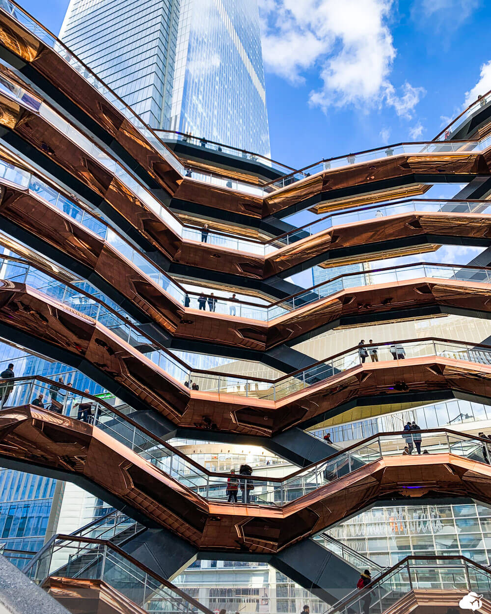 vessel hudson yards nova york