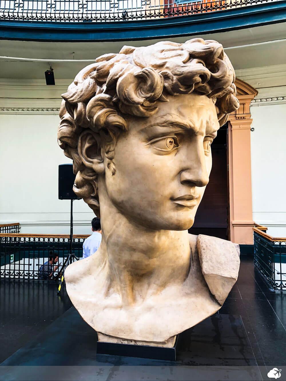 museu bellas artes santiago