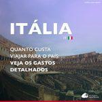 Quanto custa viajar para a Itália: roteiros de 12 e 15 dias por Veneza, Toscana e Roma