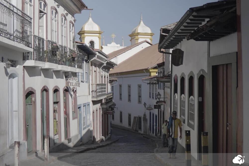 rua em ouro preto