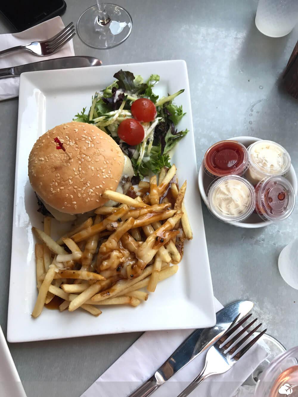 hamburguer canada