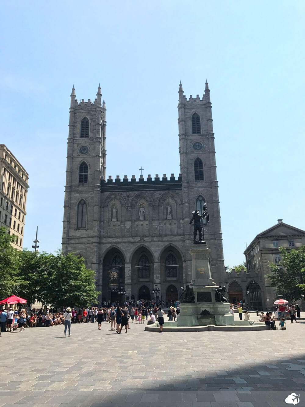 catedral notre dame montreal
