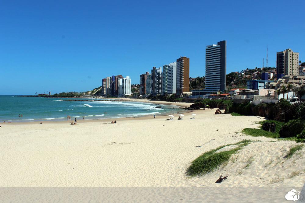 praia areia negra natal