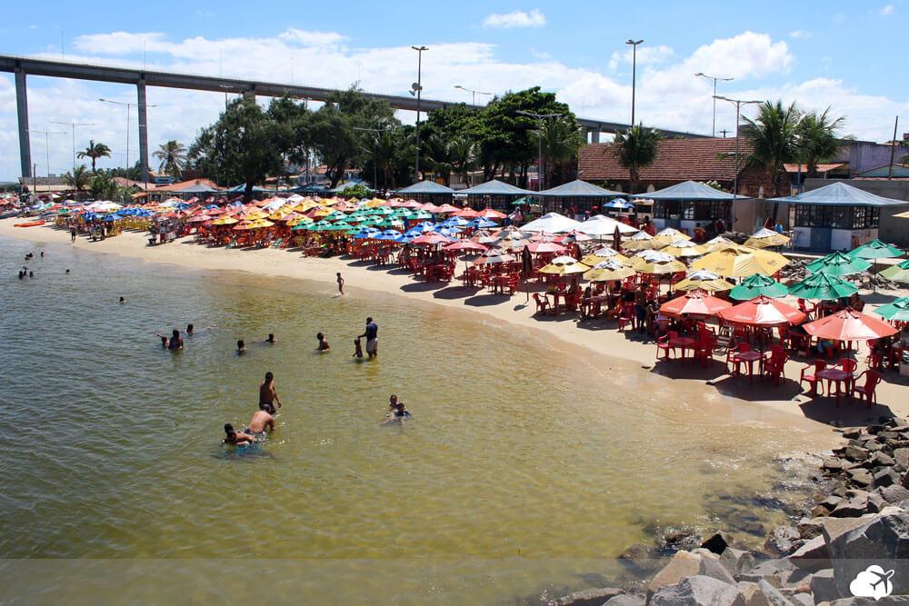 praia redinha natal