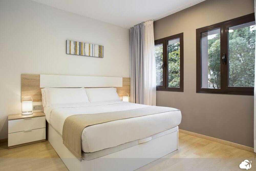 hotel ginosi pedralbes em barcelona