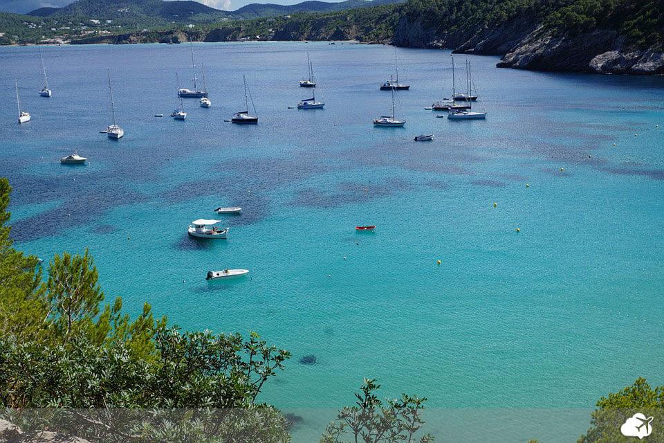 ilha de ibiza, na espanha
