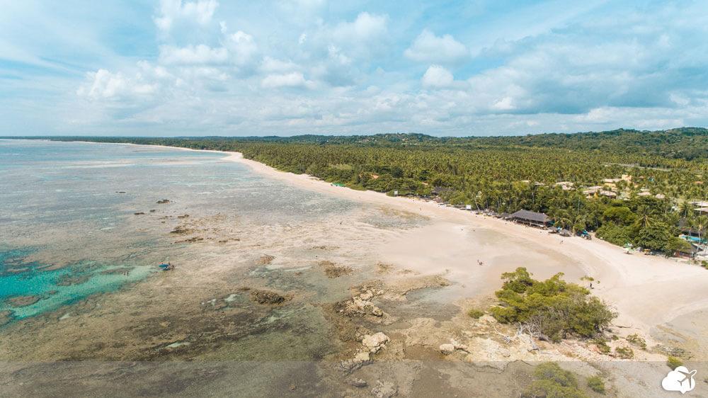 quarta praia morro de sao paulo bahia
