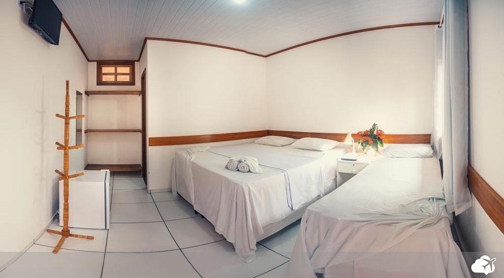 hotel morro da saudade na ilha de tinharé