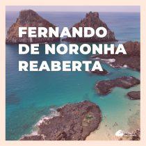 Reabertura de Fernando de Noronha: datas, exames, taxas, protocolos e voos